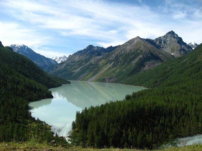 Чистые тропы Алтая 2015