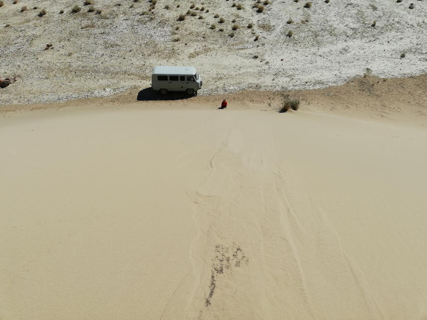 Тур в Монголию