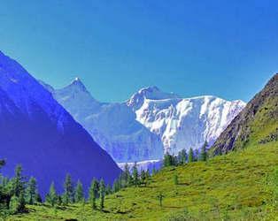 Поход к подножию Белухи