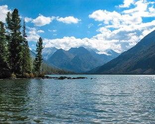 Мультинские озера поход
