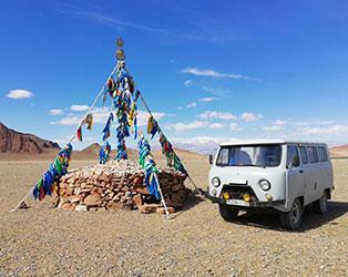 Автотур в Монголию из Алтая