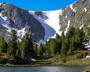 Каракольские озера поход